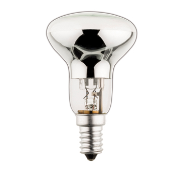 R50 Spot Lamp SES 42W = 60w Halogen (10 in a pack)