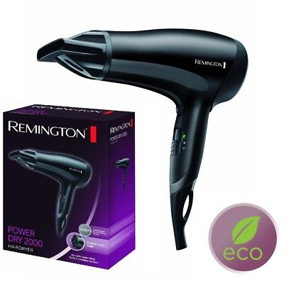 Remington Power Hair Dryer Ceramic Ionic 2000w(1)
