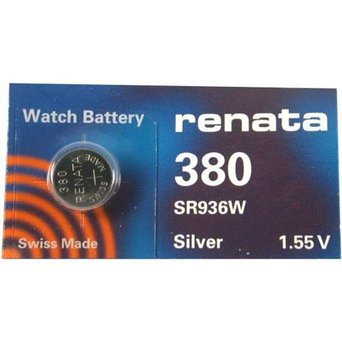 Renata 380 Watch Batteries (10)