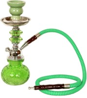 Shisha Super Medium Single Pipe Hukka 37 CM