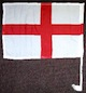 St George Car Flag (18 x 12 inches) pk of 10