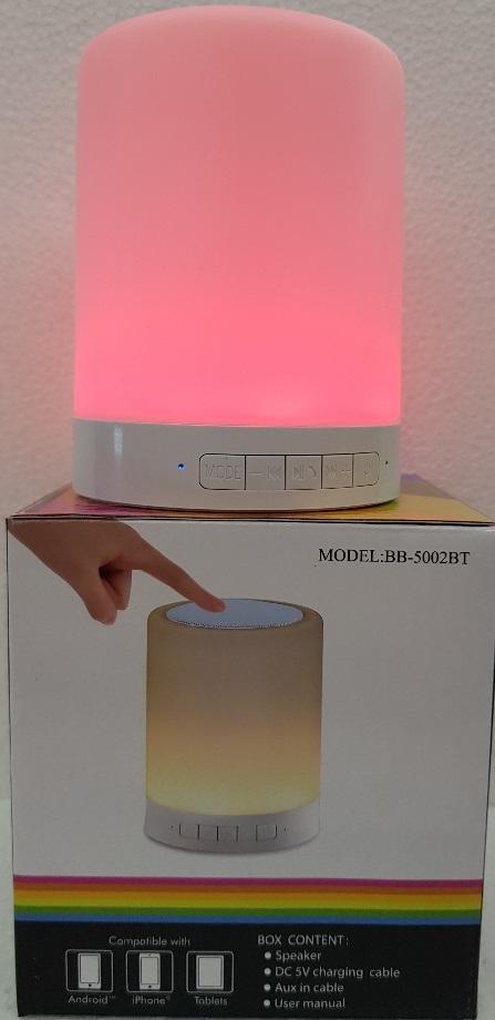 Touch Lamp Bluetooth Speaker Bb 5002bt 442085740892 7 95 Zen Cart The Art Of E Commerce