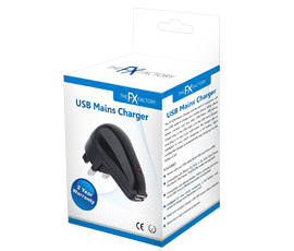USB Adaptor 1000mA with 1 X USB Outlet (1)