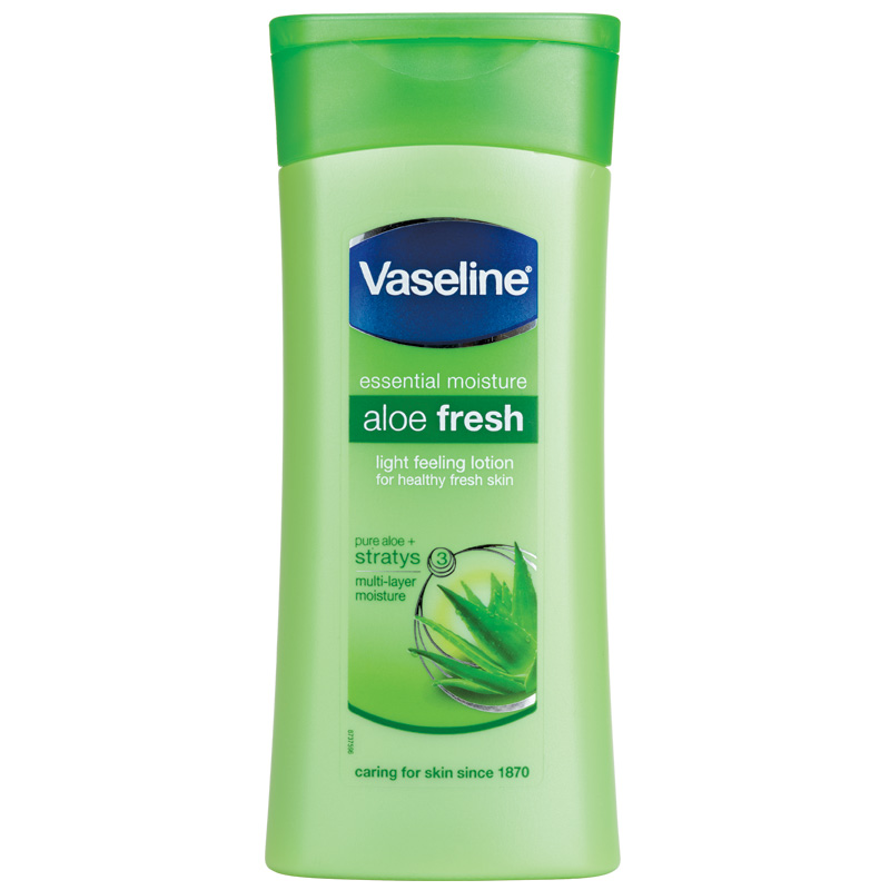 Vaseline Body Lotion Aloe Fresh (200ml X 6)