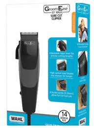 Wahl 14pc Groom Ease Hair Trimmer Kit 79449-417