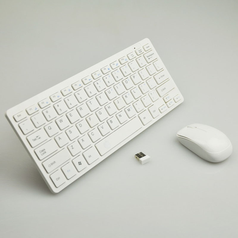 Wireless Mini 2.4ghz Keyboard & mouse.