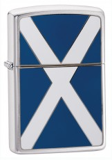 Wind Proof Petrol Lighter (Original, USA) 200 Scottish